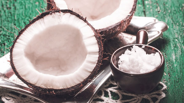 Coconut Oil Picture